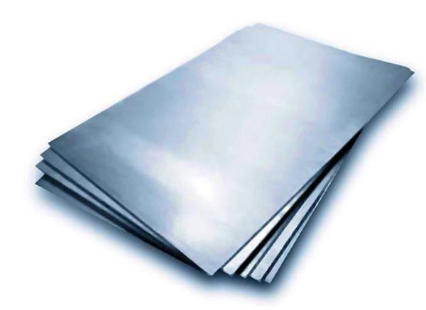 AISI-430 лист нержавеющий